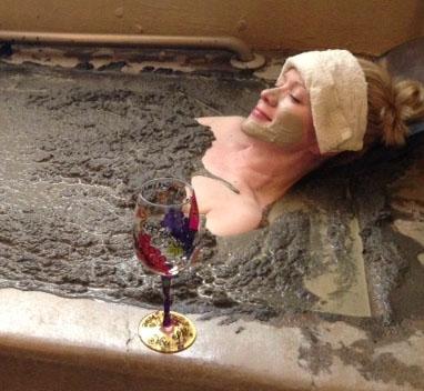 Lolita Mud Bath
