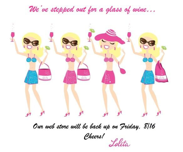 Lolita Web Store Down