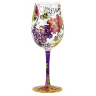 Wine Snob Wine Glass