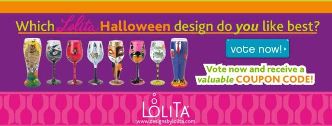 Lolita Halloween Vote