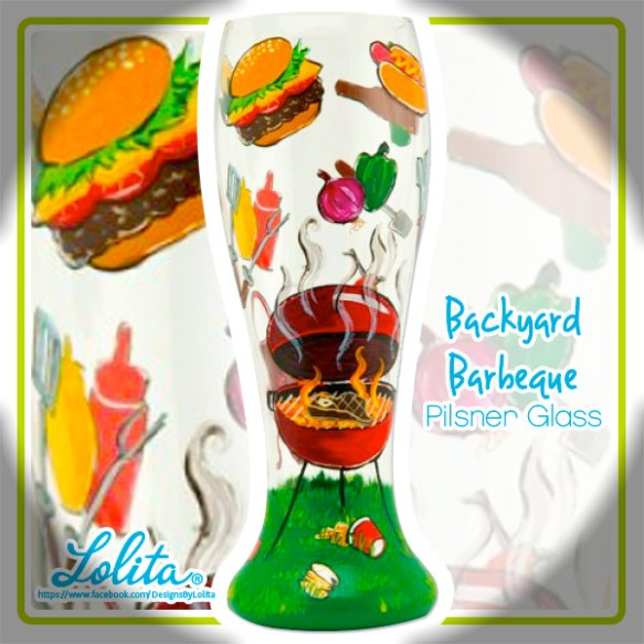 WEDNESDAY-LOLITA-Backyard-Barbque-Pilsner-Glass